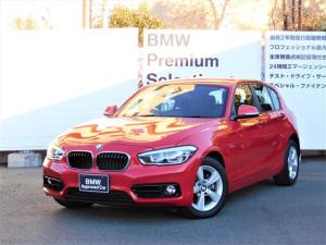 BMW 1シリーズ 118d スポーツ クルコンBカメラ全国1年保証付 禁煙車