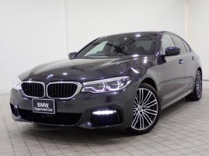 BMW 5シリーズ 540i MスポーツレザーシートACC 全国1年保証付き