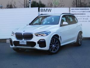 BMW X5 xDrive35dMスポーツ黒レザーシートACC全国2年保証