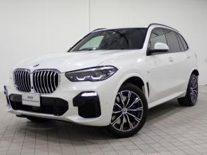 BMW X5 xDrive 35d Mスポーツ レザーシート全国1年保証