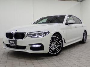 BMW 5シリーズ 523d Mスポーツ レザーシート 全国1年保証付き