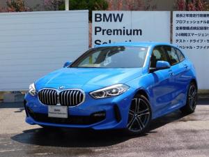 BMW 1シリーズ 118i Mスポーツ元弊社デモカー全国1年保証コンフォート