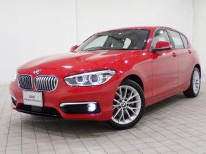 BMW 1シリーズ 118d ファッショニスタ ACCレザーシート全国1年保証