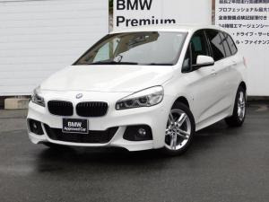 BMW 2シリーズ 218dグランツアラー MスポーツACC 全国1年保証付