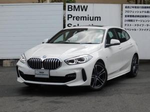 BMW 1シリーズ 118i Mスポーツ サンルーフ・弊社デモカー・全国2年保証付