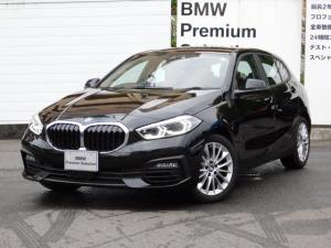 BMW 1シリーズ 118i プレイ ハイラインパッケージ サンルーフ・弊社デモカー・全国2年保証付