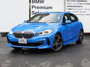 BMW 1シリーズ 118i Mスポーツ 弊社レンタカー・ナビ・コンフォートpkg・サンルーフ・HIFIスピーカー