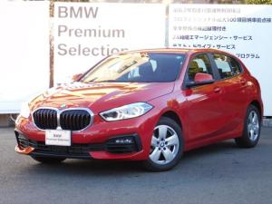 BMW 1シリーズ 118i ナビゲーションパッケージ 純正16インチAW LEDヘッドライト 元弊社社有車