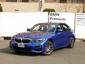 BMW 3シリーズ 330e Mスポーツ デモカー・イノベーションpkg・コンフォートpkg・全国2年保証付き