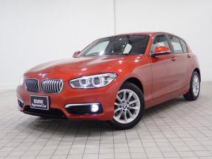 BMW 1シリーズ 118d スタイル 純正ナビゲーション クルーズコントロール 16インチAW バックカメラ