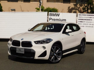 BMW X2 xDrive 20i MスポーツX 弊社デモカー・20インチAW・追従式クルーズコントロール