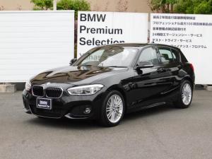 BMW 1シリーズ 118d Mスポーツ 純正ナビ 17インチAW Bluetooth クルーズコントロール