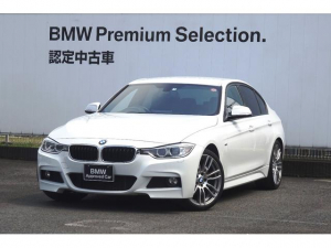 BMW 3シリーズ 320i Mスポーツ 6速マニュアル 19インチホイール