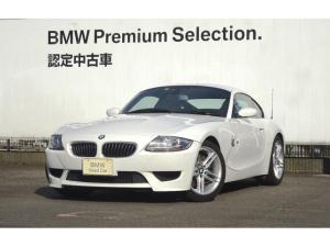 BMW Z4 Mクーペ ブラックレザー 6速MT