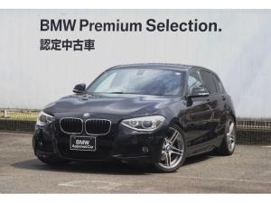 BMW 1シリーズ 120i Mスポーツ バックカメラ 純正ナビ 18インチAW