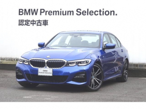 BMW 3シリーズ 320i Mスポーツ ブラックレザー ヘッドアップディスプレ