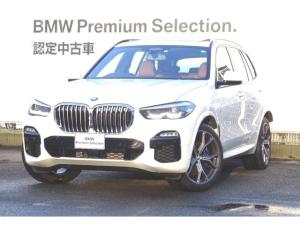BMW X5 xDrive 35d Mスポーツ ドライビングダイナミックP