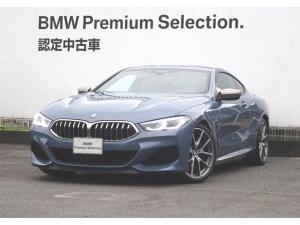 BMW 8シリーズ M850i xDriveクーペ ドライブレコーダー前後