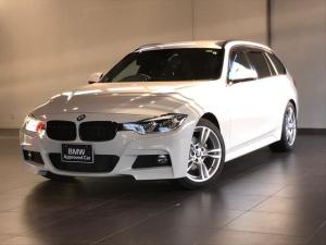 BMW 3シリーズ 320dツーリング Mスポーツ ACC キャンセラー LEDヘッドライト コンフォートアクセス オートトランク 電動シートメモリー機能付き ミラーヒーター フルオートエアコン ETC2.0ルームミラー一体型
