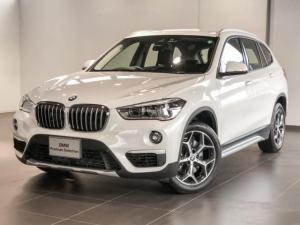 BMW X1 xDrive 20i xライン ハイラインパッケージ ブラックレザー ACC オートトランク 電動シート ヒルディセントコントロール 4WD ETC2.0 LEDライト ドアハンドルライト 18インチホイール ルーフレール