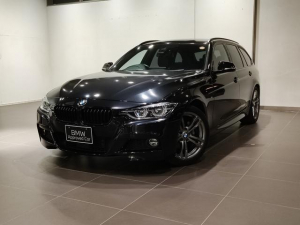 BMW 3シリーズ 320dツーリングセレブレーションEDスタイルエッジ ACC センサテックブラックレザー パドルシフト シートヒーター 電動シート レーンアシスト 衝突被害軽減ブレーキ 車線逸脱警告 オートトランク ETC2.0 LEDライト