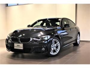 BMW 4シリーズ 420iグランクーペ Mスポーツ アクティブクルーズコントロール シートヒーター 地デジチューナー バックカメラ 前後センサー レーンアシスト オートトランク コンフォートアクセス 電動シート ETC2.0 LEDライト