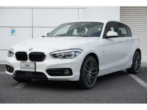 BMW 118d スポーツ ACC オプション19AW