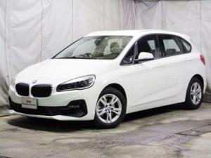 BMW 2シリーズ 218iアクティブ タッチパネル バックカメラ 音声認識
