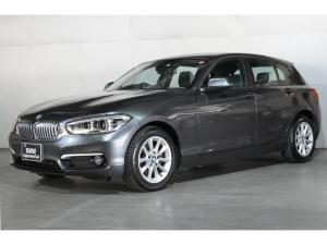 BMW 1シリーズ 118iスタイル バックカメラ 音声認識 衝突軽減 2年保証