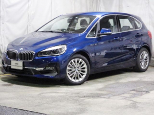 BMW 2シリーズ 218i ラグジュアリー ACC スマートキー 自動駐車