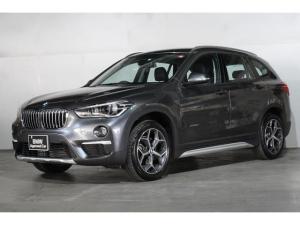 BMW X1 18d xライン スマートキー 自動駐車 衝突軽減 2年保証