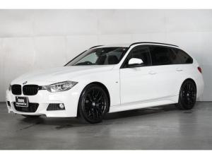 BMW 3シリーズ 320iツーリング Mスポーツ MPerfomance18インチホイール ブラックキドニーグリル HDDナビゲーション スマートキー 衝突軽減ブレーキ バックカメラ キセノンヘッドライト BMW正規ディーラー認定中古車