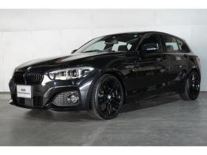 BMW 1シリーズ 118i Mスポーツ エディションシャドー 電動レザーシート 追従機能付きクルーズコントロール タッチパネルHDDナビゲーション スマートキー 衝突軽減ブレーキ レーンアシスト バックカメラ LEDヘッドライト BMW正規ディーラー認定中古車