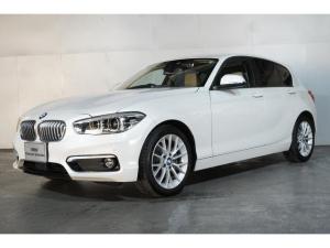 BMW 1シリーズ 118i ファッショニスタ 電動シート 追従機能付きクルーズコントロール タッチパネルHDDナビゲーション スマートキー 衝突軽減ブレーキ バックカメラ 自動駐車 LEDヘッドライト BMW正規ディーラー認定中古車