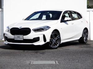 BMW 1シリーズ 118i Mスポーツ Mperformanceフロントリップスポイラー、サイドスカート タッチパネルHDDナビゲーション スマートキー 衝突軽減ブレーキ バックカメラ LEDヘッドライト BMW正規ディーラー認定中古車