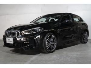 BMW 1シリーズ 118i プレイ 追従機能付きクルーズコントロール オートマテールゲート HDDナビゲーション スマートキー 衝突軽減ブレーキ ステアリングサポート バックカメラ LEDヘッドライト BMW正規ディーラー認定中古車
