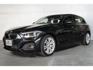 BMW 1シリーズ 118i Mスポーツ 後期モデル HDDナビゲーション クルーズコントロール 衝突軽減ブレーキ レーンアシスト バックカメラ コーナーセンサー LEDヘッドライト 2年保証付き BMW正規ディーラー認定中古車