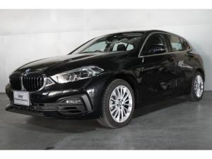 BMW 1シリーズ 118i プレイ サンルーフ 17インチホイール タッチパネルHDDナビゲーション スマートキー 衝突軽減ブレーキ レーンアシスト バックカメラ 自動駐車 LEDヘッドライト BMW正規ディーラー認定中古車