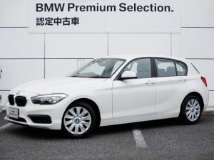 BMW 1シリーズ 118i 2年保証付き タッチパネルHDDナビゲーション Bluetooth ミュージックサーバー DVD再生機能 USBポート リモコンキー ハロゲンヘッドライト BMW正規ディーラー認定中古車