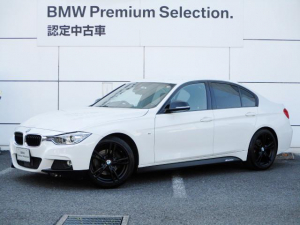 BMW 3シリーズ 320i Mスポーツ ヘッドアップディスプレイ ACC HDDナビゲーション ミュージックサーバー Bluetooth スマートキー 衝突軽減ブレーキ レーンアシスト バックカメラ コーナーセンサー BMW認定中古車