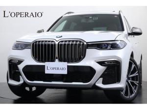 BMW X7 M50i D車 ヒートコンフォートPKG ウェルネスPKG