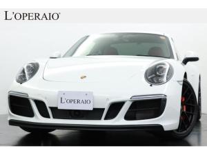 ポルシェ 911 911カレラGTS レッドレザー スポーツクロノPKG スポーツエキゾースト GTスポーツステアリング ポルシェエントリー&ドライブ PDLS付ブラックインナーキセノン 純正20インチAW