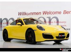 ポルシェ 911 911カレラ4S スポツエキゾーストエントリ&ドライフ