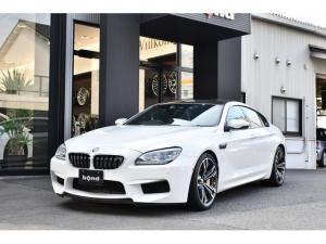 BMW M6 グランクーペ カーボンブレーキ