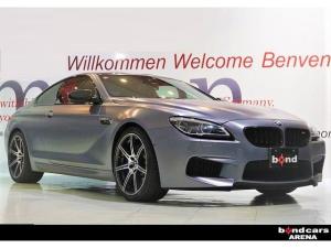 BMW M6 コンペティション・パッケージ装着車