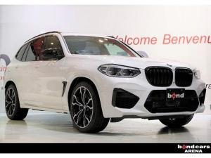 BMW X3 M コンペティション パノラマスライディングルーフ