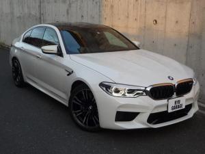 BMW M5 M5 リアエンターテイメントシステム ワンオーナー