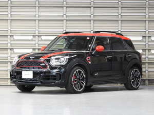 MINI ジョンクーパーワークス クロスオーバー ACC 電動サンルーフ 19インチアルミ 認定中古車