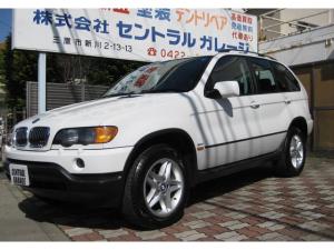 BMW X5 3.0i ETC ナビTV 18AW 4WD