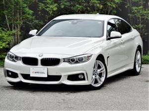 BMW 4シリーズ 420iグランクーペ Mスポーツ ワンオーナー 当店買取